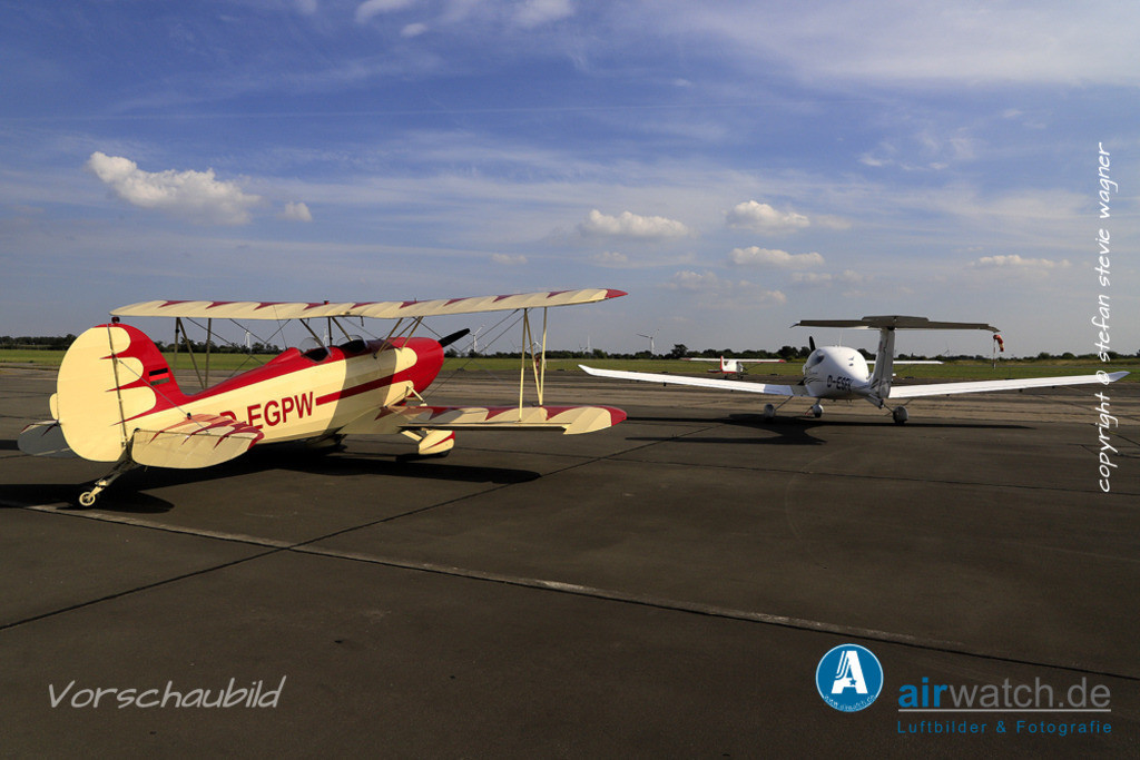 Great Lakes 2T-1A-2 | Flughafen Husum, Great Lakes 2T-1A-2