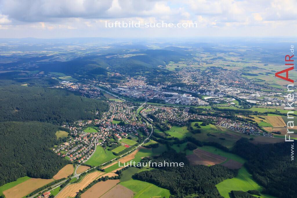 ziegelhuetten--2010-24   Luftbild von Ziegelhuetten Kulmbach - Luftaufnahme wurde 2010 von https://frankenair.de mittels Flugzeug (keine Drohne) erstellt - die Geschenkidee