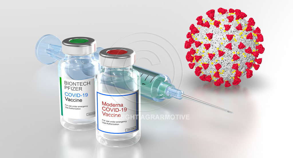 coronavirus_impfung_zweiter_Impfstoff | In Deutschland ist ein zweiter Impstoff verfügbar. Neben dem bisherigen Impfstoff von Biontech Pfizer gibt es noch auch einen von Moderna