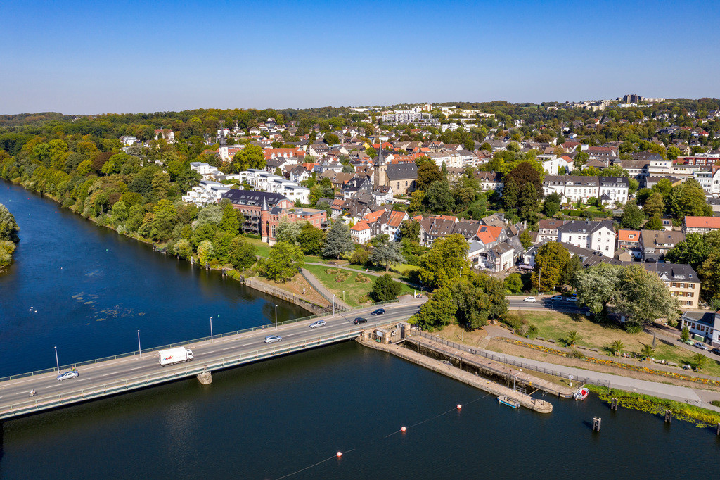 JT-180918-021 | Essen Kettwig, Ruhrstausee, Ruhr,