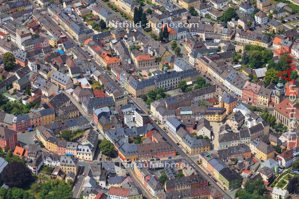 luftbild-wunsiedel-2016-7155 | Luftbild von  Wunsiedel - Luftaufnahme wurde 2016 von https://frankenair.de mittels Flugzeug (keine Drohne) erstellt - die Geschenkidee