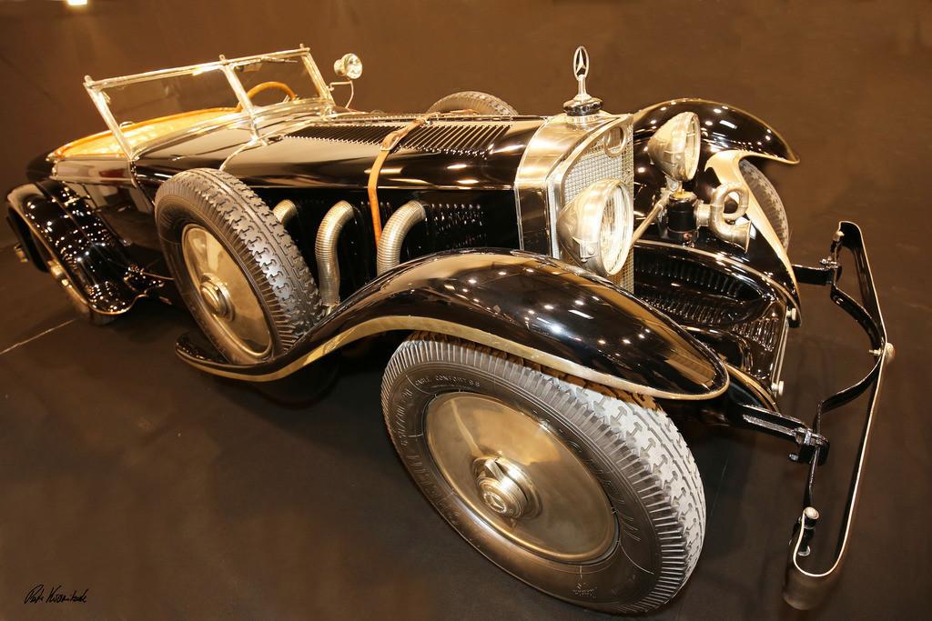 1928 Mercedes-Benz 680 S Saoutchik Roadster | Photo of a 1928 Mercedes-Benz 680 S Saoutchik Roadster