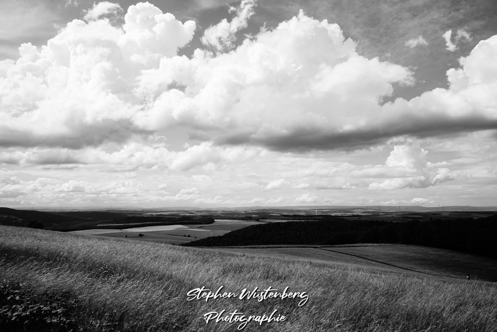 SW Ruppertsecken  | SW Aufnahme von Ruppertsecken aus mit Blick auf das Donnersberger Land