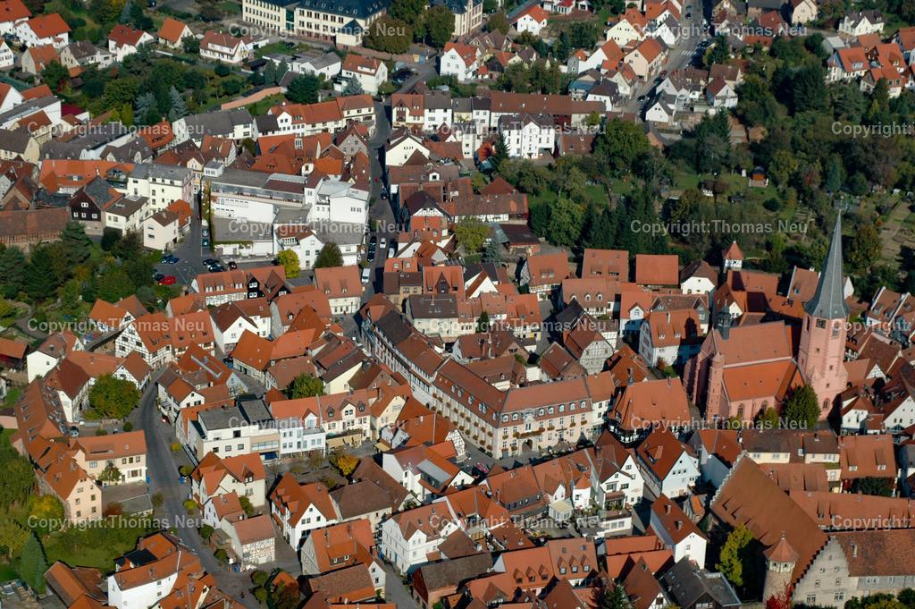 DSC_1129 | Michelstadt, Luftbild, ,, Bild: Thomas Neu