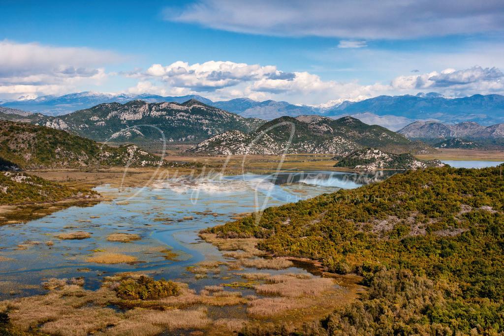 Skadar See | Der herbstliche Skadar See