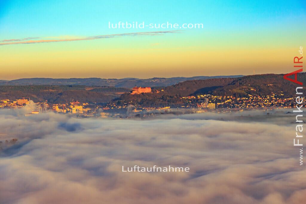 plassenburg-kulmbach-18-43 | aktuelles Luftbild von Plassenburg Kulmbach - Luftaufnahme wurde 2018 von https://frankenair.de mittels Flugzeug (keine Drohne) erstellt.