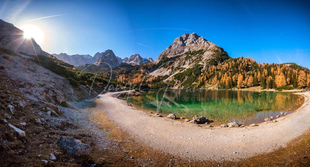 Seebensee | Herbst am Seebensee
