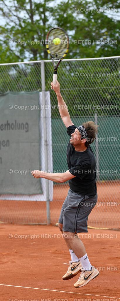 Tennis Hessische Meisterschaften Senioren SGA Darmstadt copyright by HEN-FOTO | Tennis Hessische Meisterschaften Senioren SGA Darmstadt 05.06.2021 Steffen Schupp TEC Darmstadt Finalist copyright by HEN-FOTO Peter Henrich