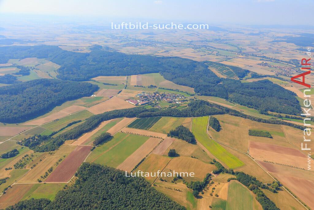 dietersheim-2016-5678 | Luftbild von  Dietersheim - Luftaufnahme wurde 2016 von https://frankenair.de mittels Flugzeug (keine Drohne) erstellt - die Geschenkidee