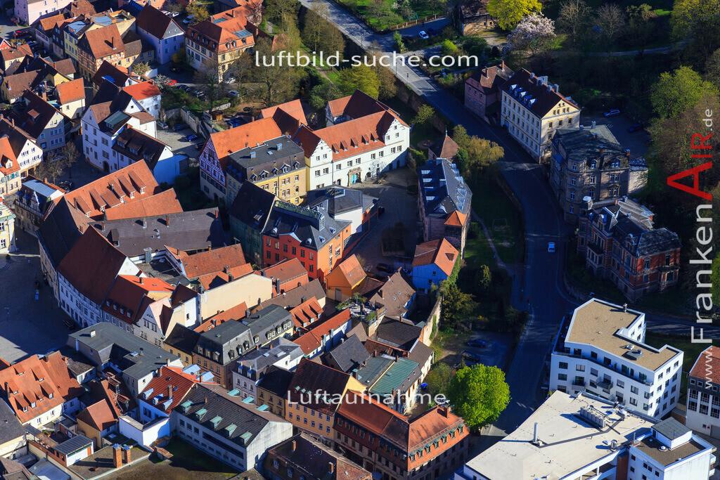 kulmbach-2016-3220   Luftbild von  Kulmbach - Luftaufnahme wurde 2016 von https://frankenair.de mittels Flugzeug (keine Drohne) erstellt - die Geschenkidee