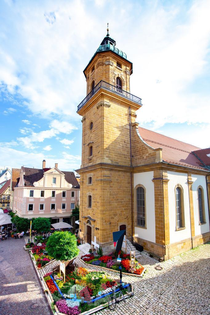 Aalen City | Stadtkirche