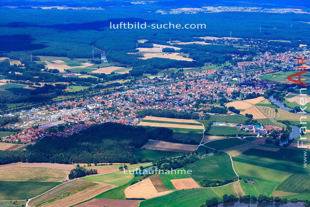 luftbild-moehrendorf-17-4859 | Luftbild von  Moehrendorf - Luftaufnahme wurde 2017 von https://frankenair.de mittels Flugzeug (keine Drohne) erstellt - die Geschenkidee