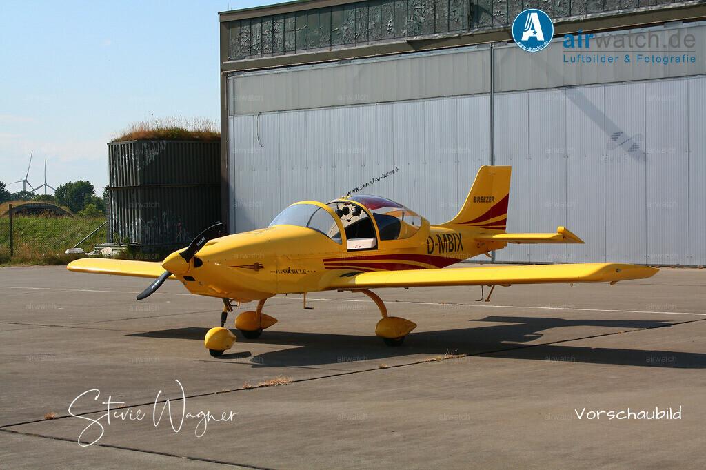 Flughafen Husum, Breezer Aircraft | Flughafen Husum, Breezer Aircraft • 4272 x 2848 pix