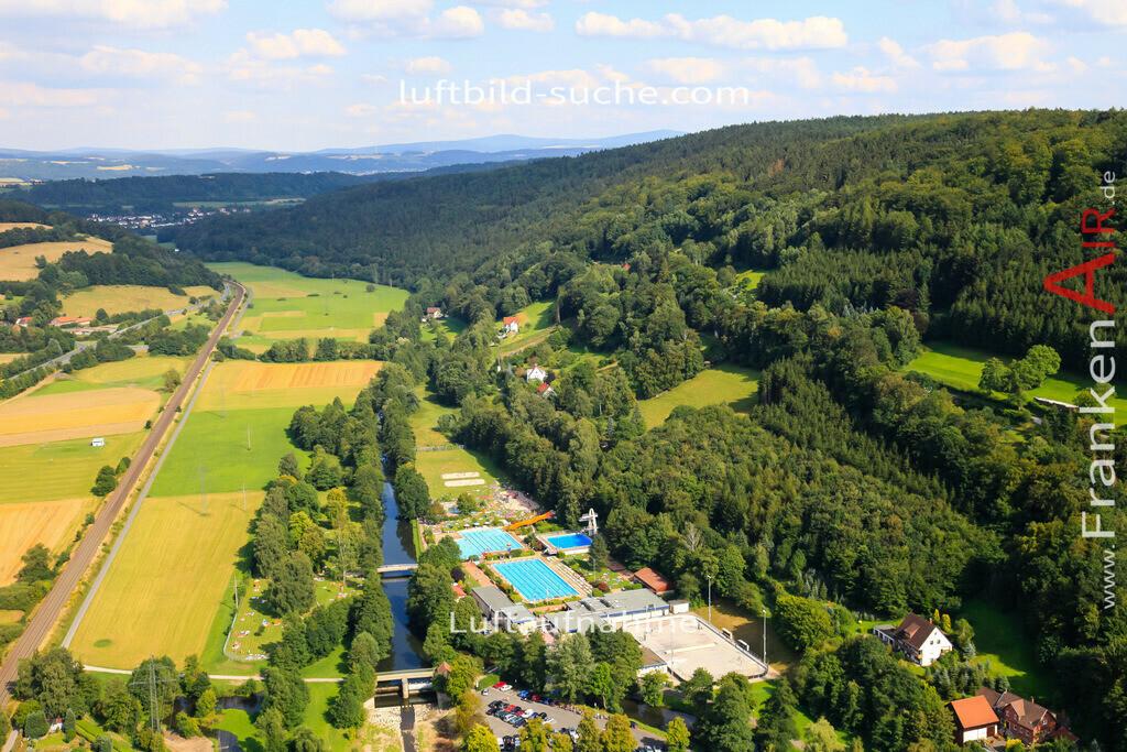 luftbild-kulmbach-2009-1475   Luftbild von  Kulmbach - Luftaufnahme wurde 2009 von https://frankenair.de mittels Flugzeug (keine Drohne) erstellt - die Geschenkidee