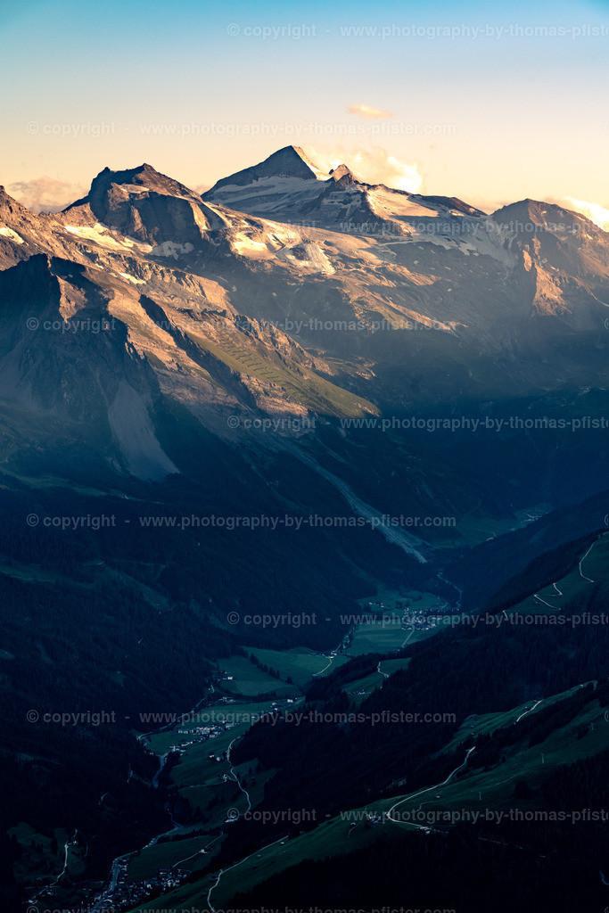 Hintertuxer Gletscher im Sommer-2