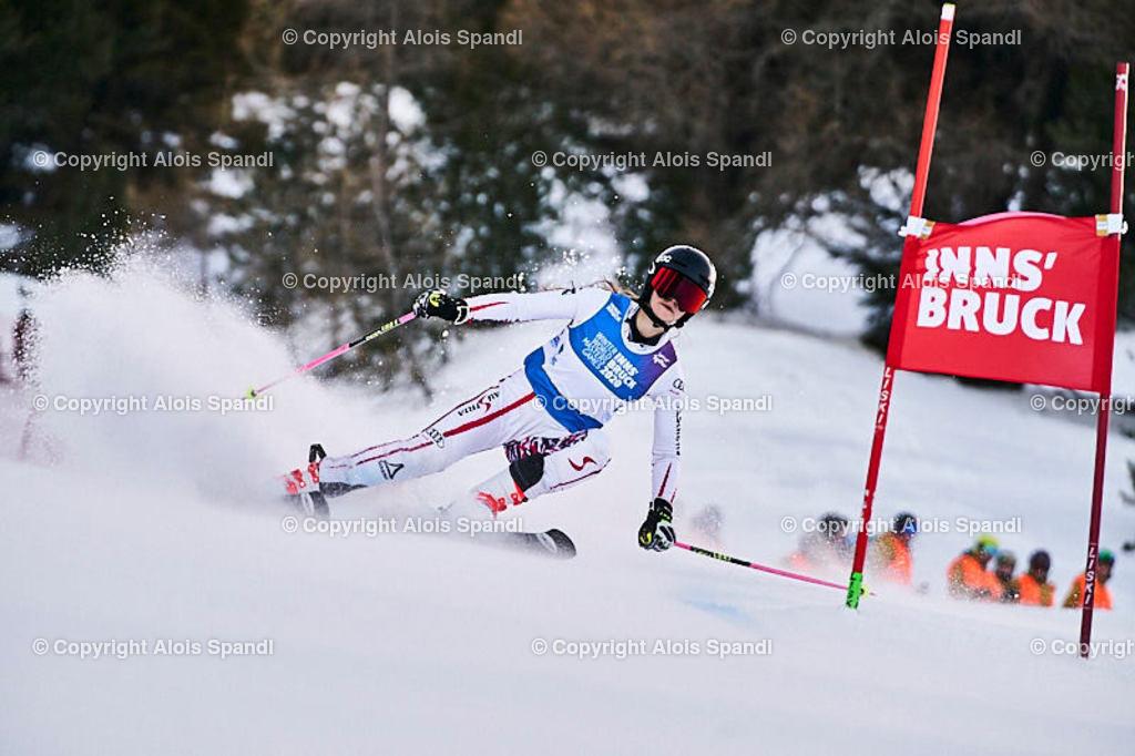 ALS5404_WWMG_GS-II_C | (C) FotoLois.com, Alois Spandl, WinterWorldMastersGames 2020 Innsbruck, Giant Slalom-II Gruppe C Damen, Patscherkofel Olympiaabfahrt, Mi 15. Jänner 2020.