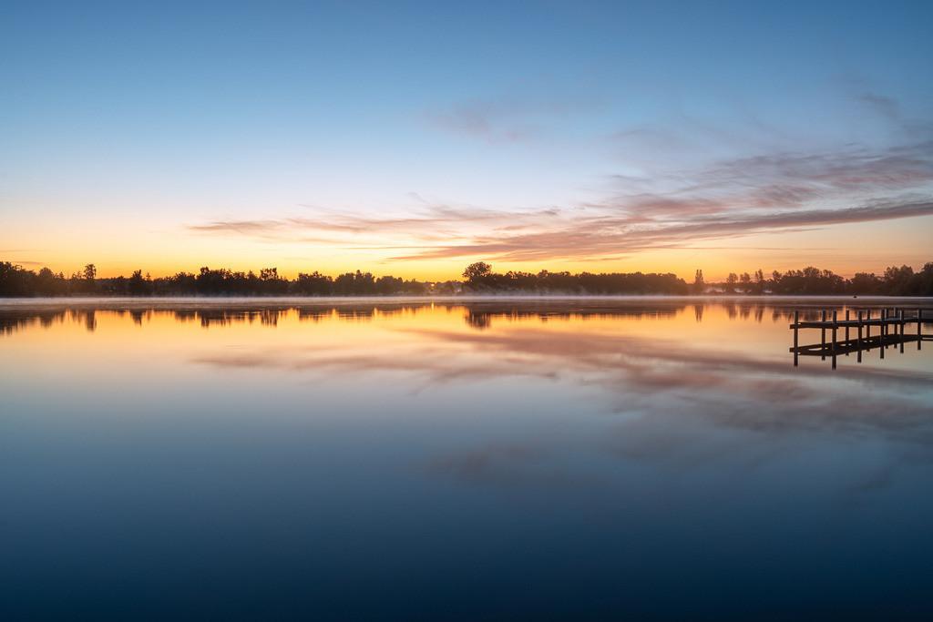 Sunrise Allersee Südufer