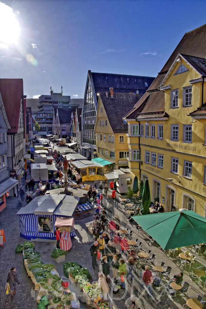 Marktplatz Aalen