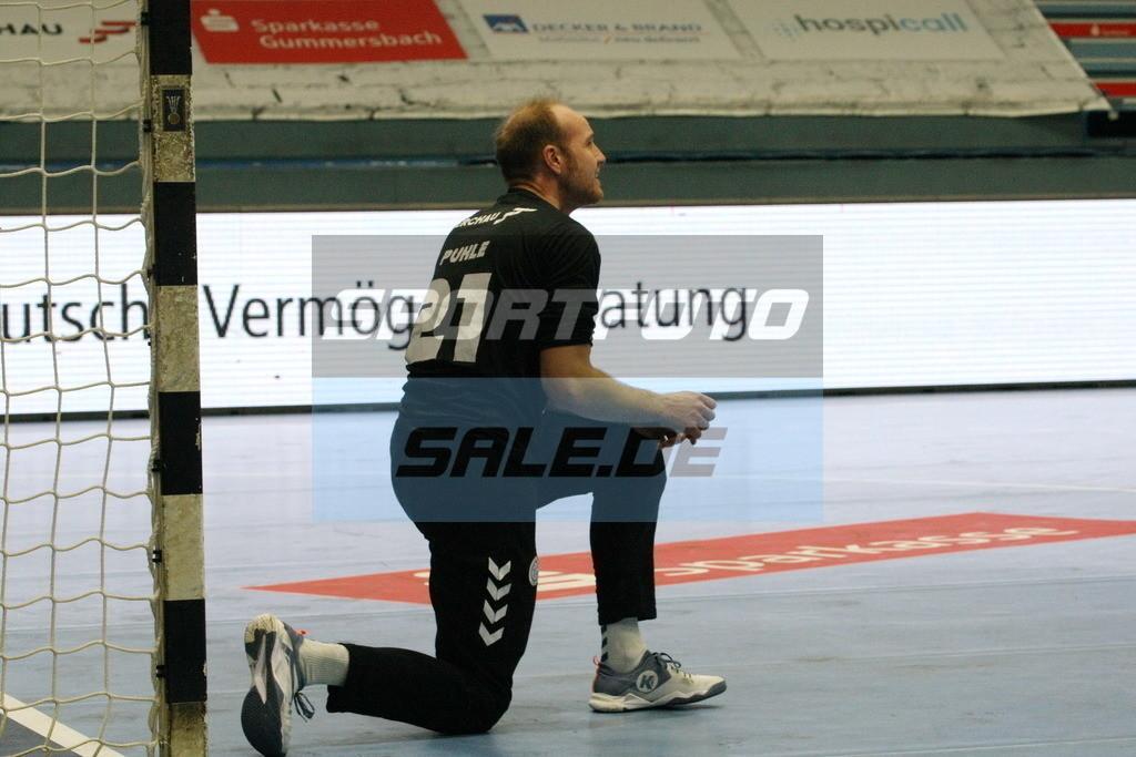 VFL Gummersbach - HSV Hamburg | VFL Keeper Matze Puhle - © by Sportfoto-Sale.de