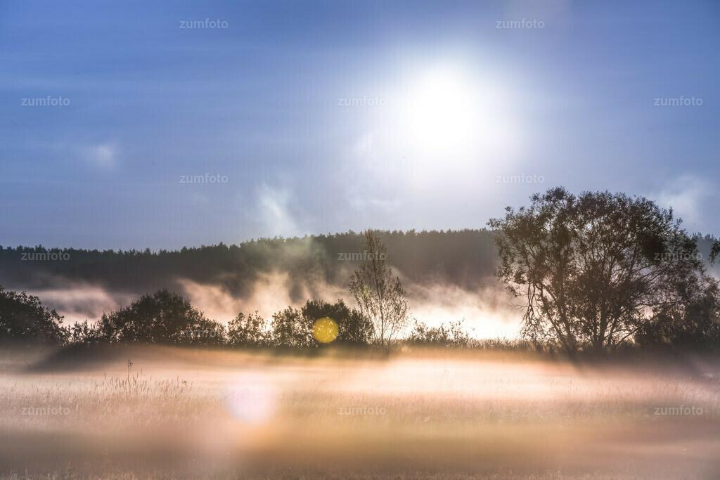 0-130721_0438-5847-54 | --Dateigröße 5760 x 3840 Pixel-- Sonnenaufgang über der Feisneck mit Nebelschwaden