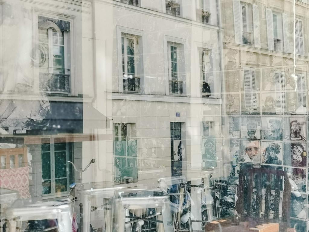 spiegelung paris