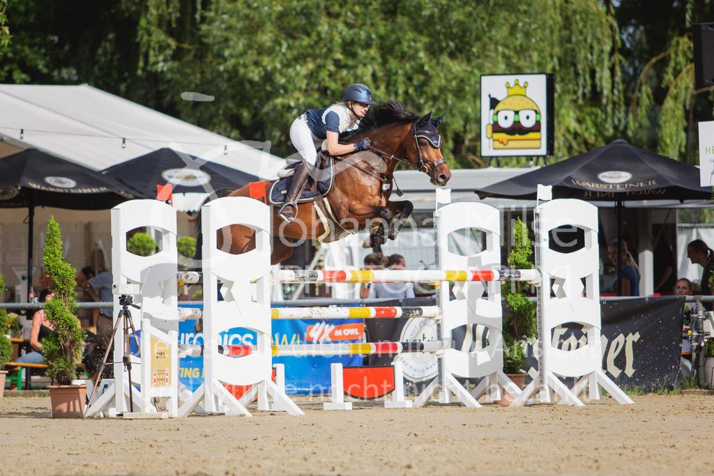 200821_Delbrück_Youngster-M-634 | Delbrück Masters 2020 Springprüfung Kl. M* Youngster Springen 6-8jährige Pferde