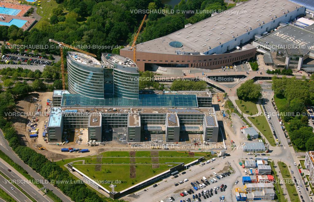 ES10060540 | EON Ruhrgas Hauptverwaltung Essen, Essen, Ruhrgebiet, Nordrhein-Westfalen, Germany, Europa, Foto: hans@blossey.eu, 03.06.2010