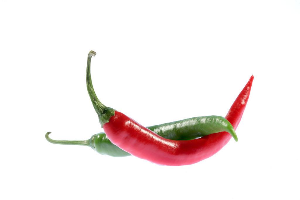 Peperoni | Peperoni, scharfe Chilischoten, frisch.