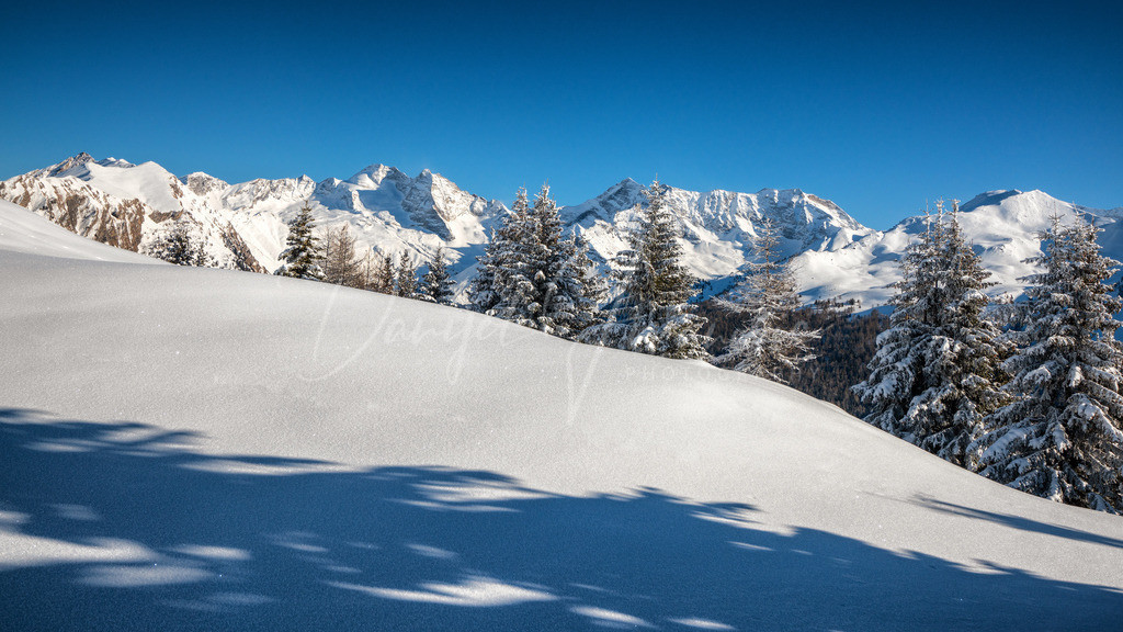 Tuxer Alpen   Bergspitzen der Tuxer Alpen