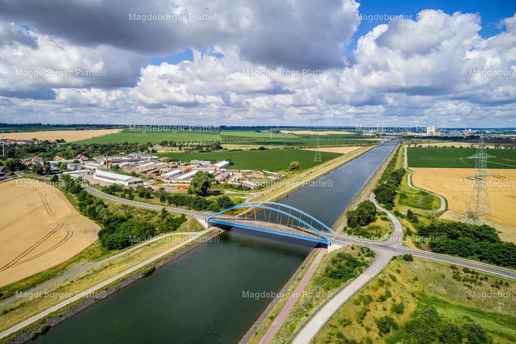 Groß Ammensleben Kanal Brücke-0007
