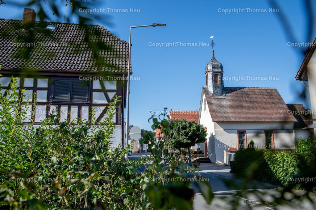 Langwaden_2 | Langwaden, Dorfmittelpunkt, Kapelle, , Bild: Thomas Neu
