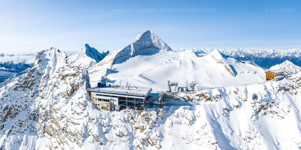 Hintertuxer Gletscher Gerforene Wand-2