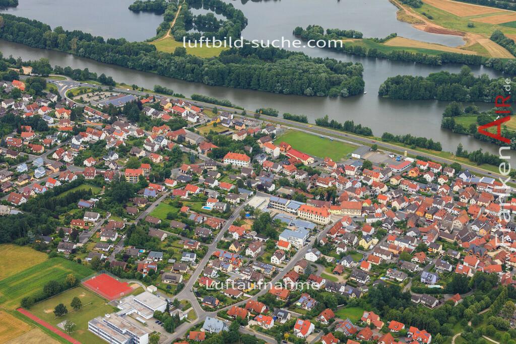 luftbild-bischberg-2016-7335 | Luftbild von  Bischberg - Luftaufnahme wurde 2016 von https://frankenair.de mittels Flugzeug (keine Drohne) erstellt - die Geschenkidee