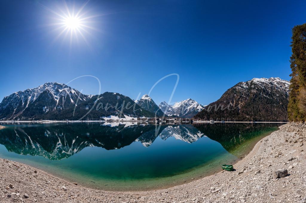 Achensee | Frühling am Achensee mit Blick ins Karwendel