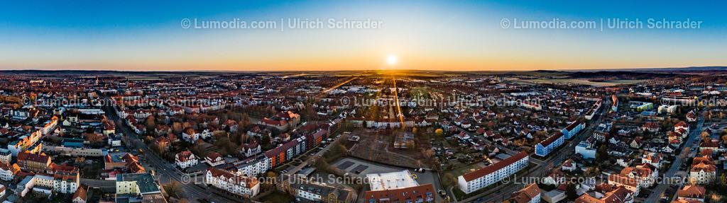 10049-50869 - Sonnenaufgang über Halberstadt | max. Auflösung 16117 x 6295