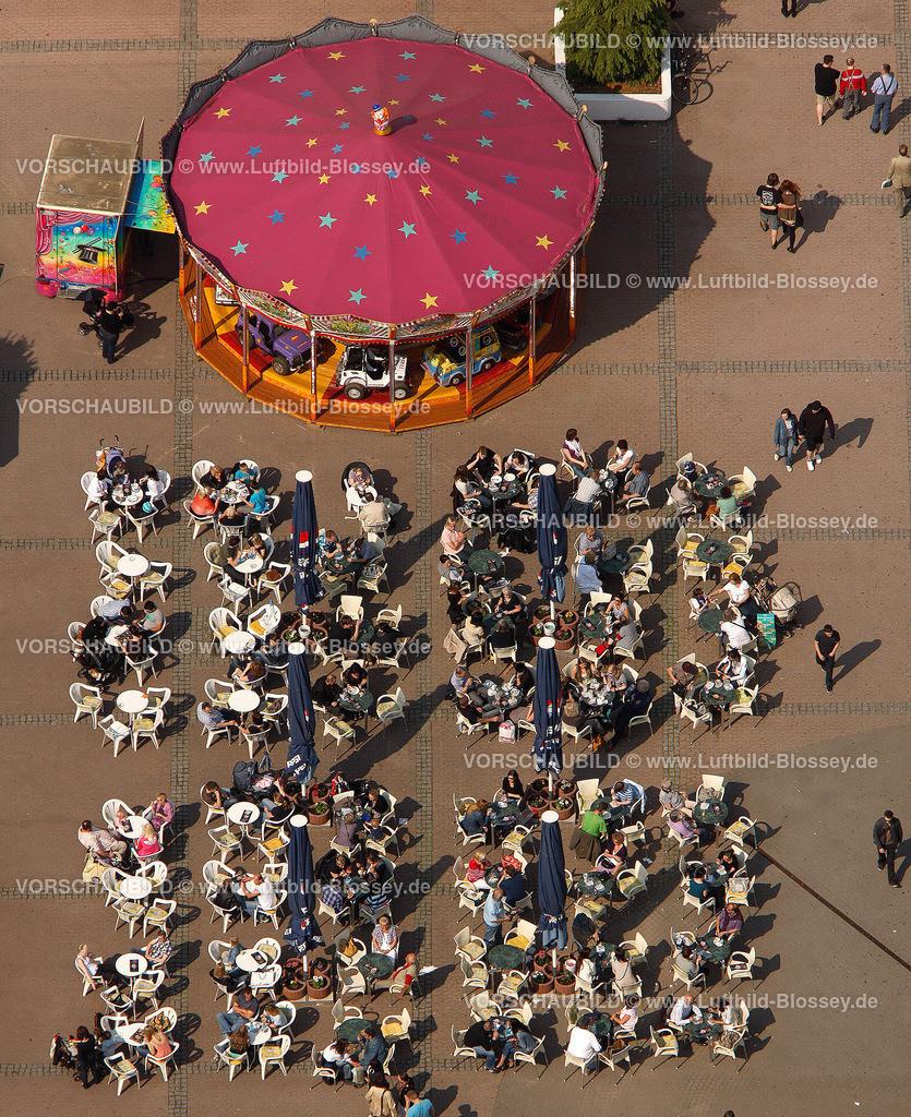 RE11046323 | Sommer, sonne, Kaffeetrinken auf dem Loehrhof,  Recklinghausen, Ruhrgebiet, Nordrhein-Westfalen, Germany, Europa