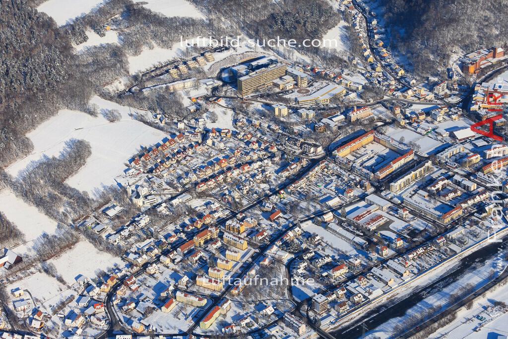 blaich-kulmbach-2016-1947 | Luftbild von Blaich Kulmbach - Luftaufnahme wurde 2016 von https://frankenair.de mittels Flugzeug (keine Drohne) erstellt - die Geschenkidee