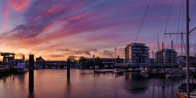 Cuxhaven Marina