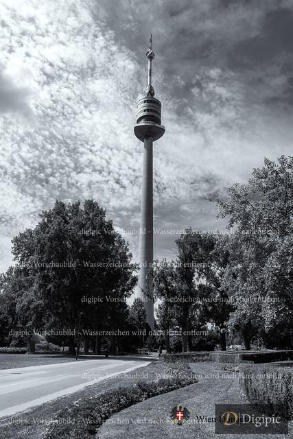 Donauturm 1 SW -Vorschaubild