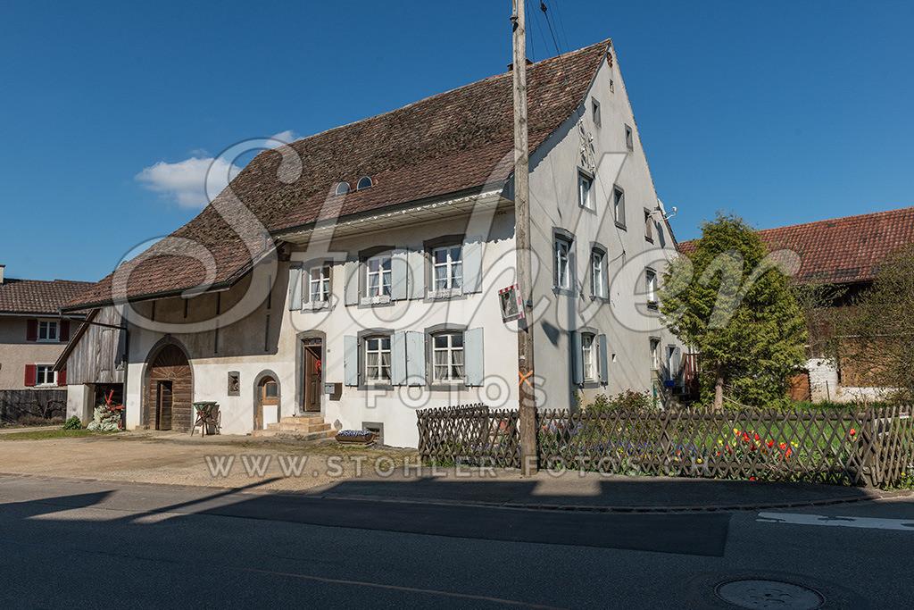 Bauernhaus, Rünenberg (BL) | Bauernhaus von 1885, Rünenberg im Kanton Baselland.