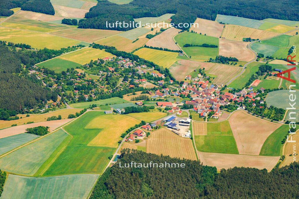 altershausen-muechsteinach-2015-1415 | Luftbild von Altershausen Muechsteinach - Luftaufnahme wurde 2015 von https://frankenair.de mittels Flugzeug (keine Drohne) erstellt - die Geschenkidee