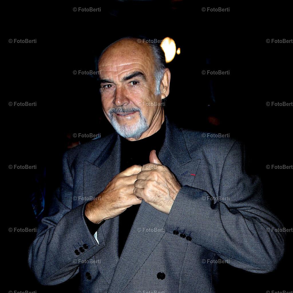 Sir Sean Connery bei der Kinopremiere: Die Liga der auflergewˆhnlichen Gentlemen (2003) | Sir Sean Connery 2003