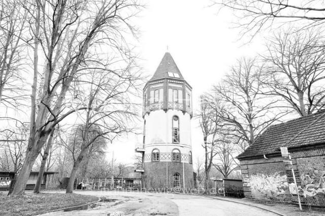 Wasserturm Wik   Wasserturm Kiel Wik