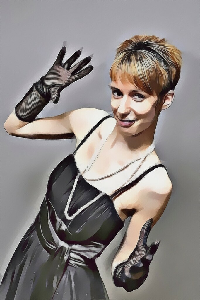 Handschuh Lady Bild 018