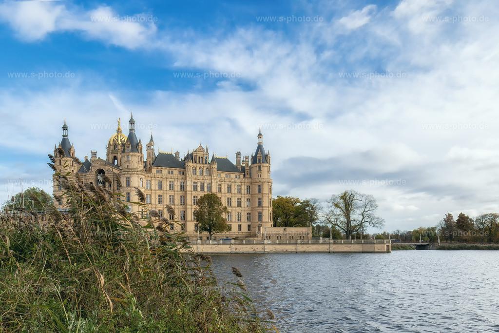Schloss zu Schwerin | ..mal aus einer anderen Perspektive