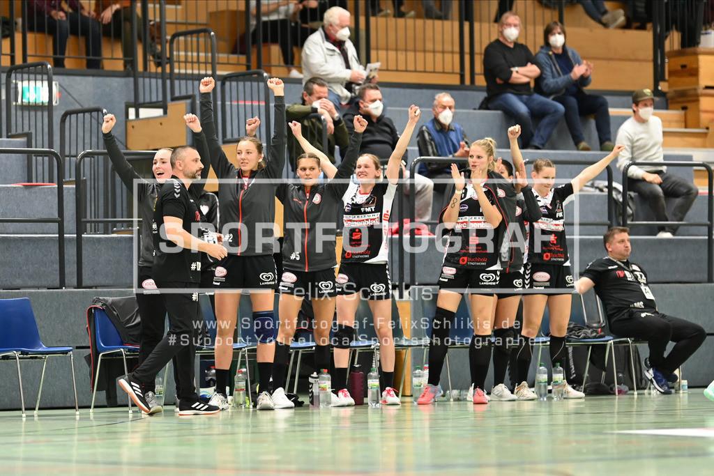 Handball I 1. HBF I HL Buchholz 08-Rosengarten - SV Union Halle-Neustadt Wildcats I 31.10.2020_00056 | ; 1. HBF I HL Buchholz 08-Rosengarten - SV Union Halle-Neustadt Wildcats am 31.10.2020 in Buchholz  (Nordheidehalle), Deutschland
