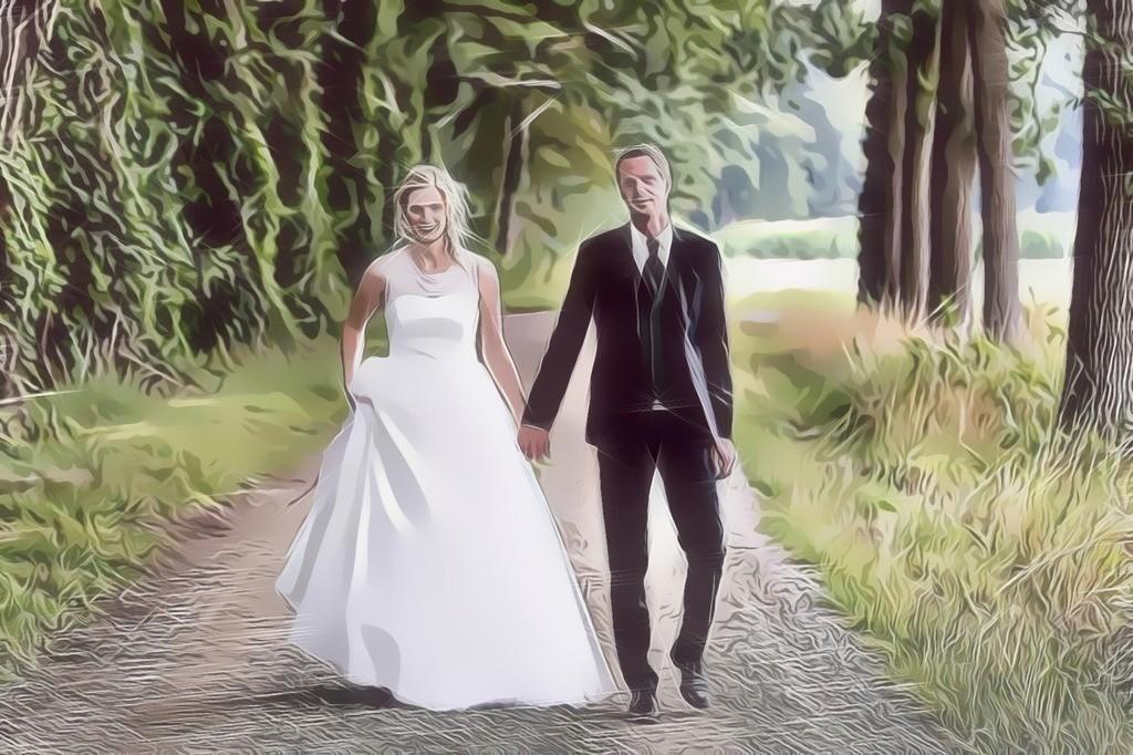 Brautpaar 3 Bild 004