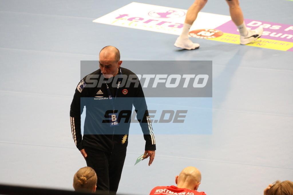 TUS N. Lübbecke - VFL Gummersbach | Emir Kurtagic - © by K-Media-Sports / Sportfoto-Sale.de