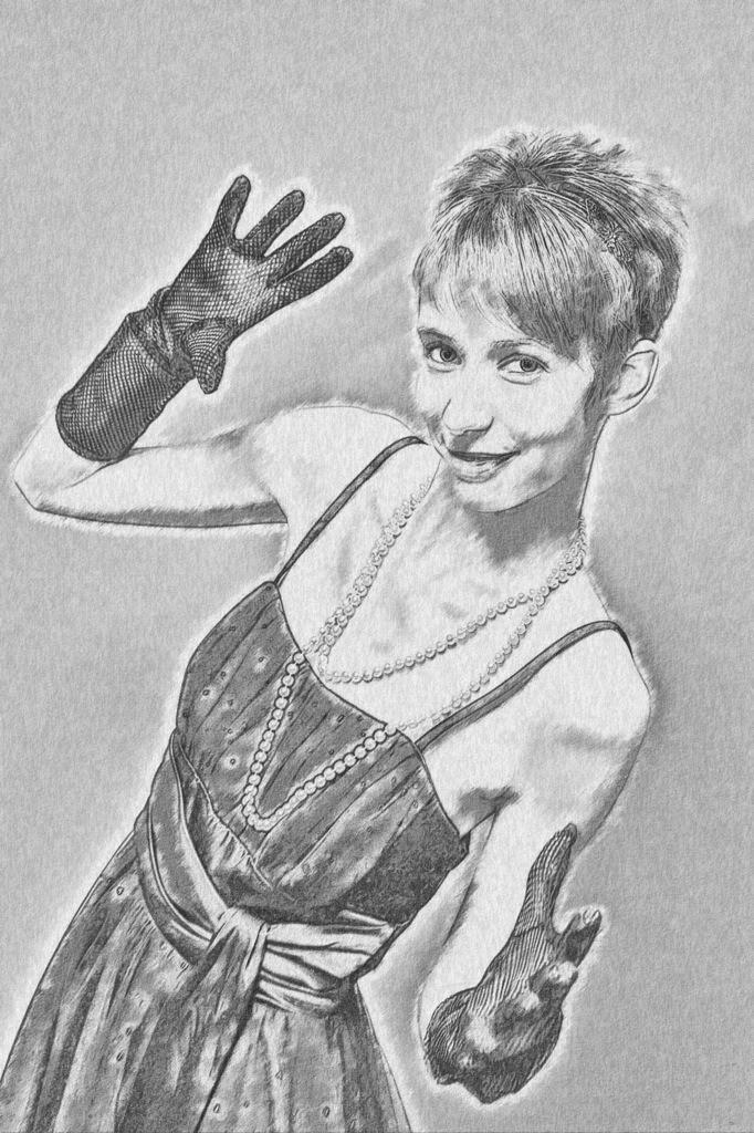 Handschuh Lady Bild 032