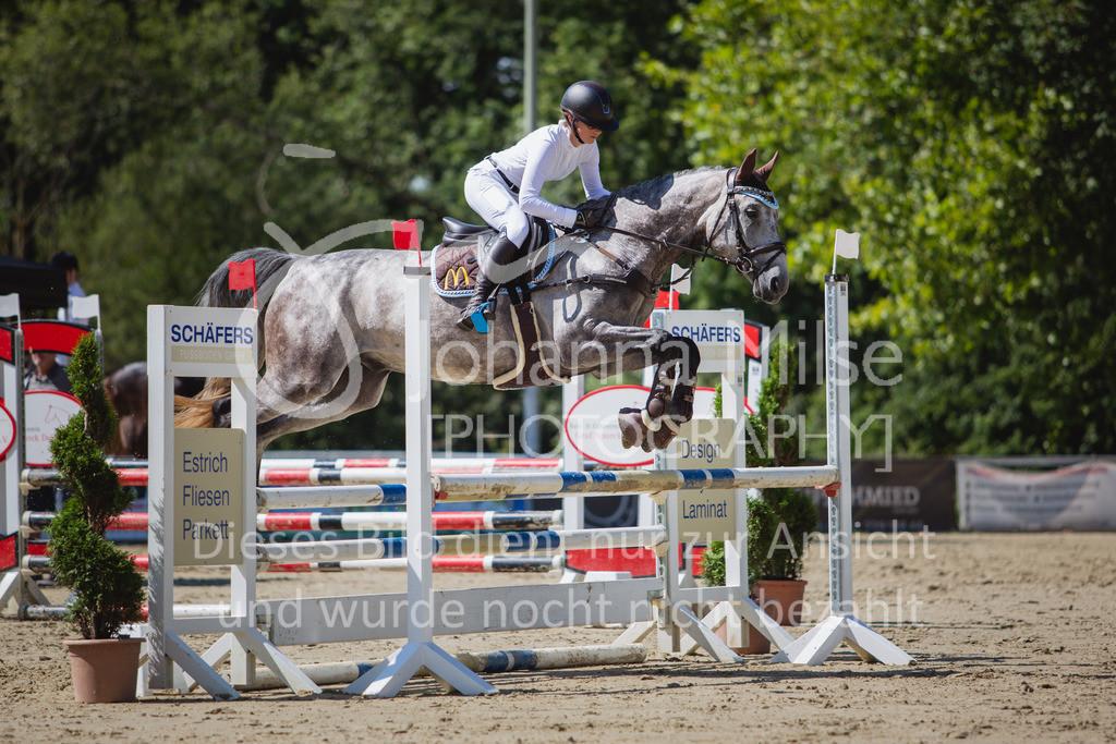200819_Delbrück_Sprpf-A_2_1-219 | Delbrück Masters 2020 Springpferdeprüfung Kl. A** 4-6jährige Pferde